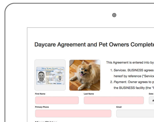 Waiver Master  Pet Boarding, Pet Grooming, Veterinary Clinic